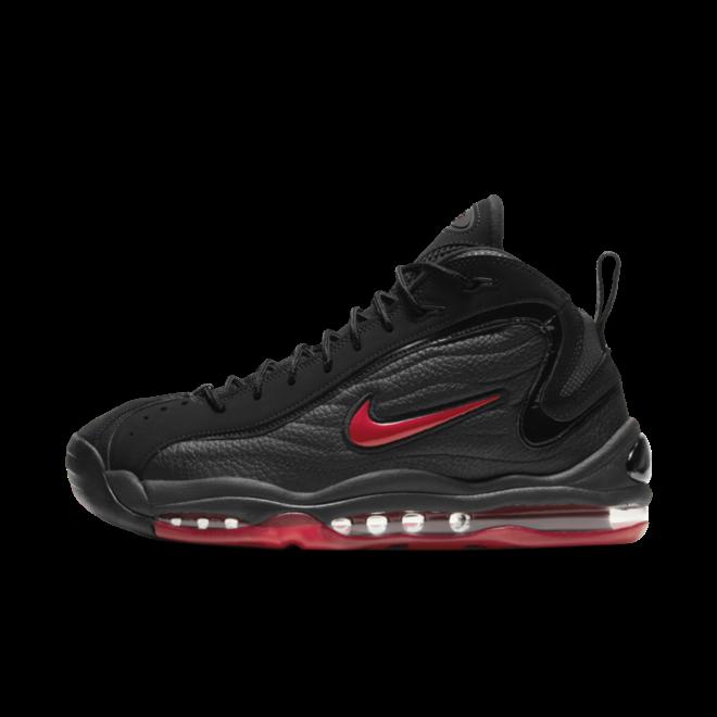 Nike Air Total Max Uptempo 'Black' zijaanzicht
