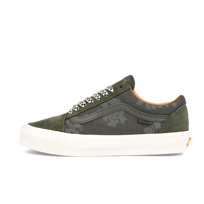 Porter-Yoshida & Co. X Vans Old Skool - Green