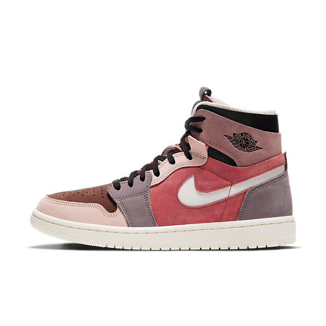 Air Jordan 1 High Zoom CMFT 'Canyon Rust' zijaanzicht