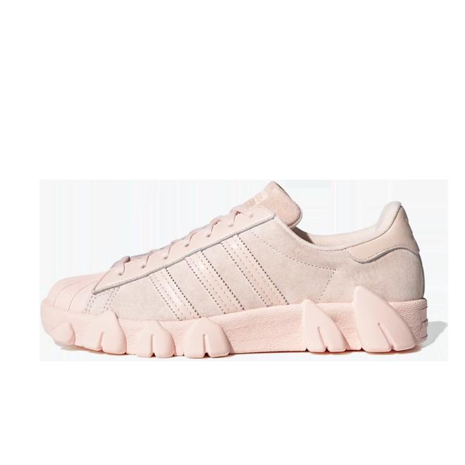 Angel Chen X adidas Superstar 80s 'Icey Pink'