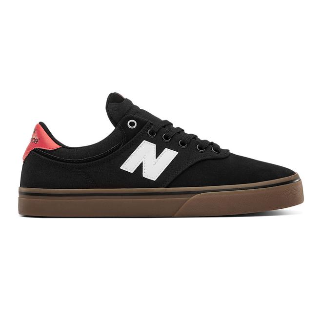 New Balance Numeric 255 - Black with White