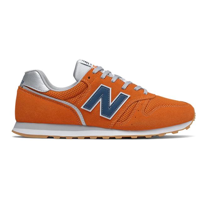 New Balance 373v2 - Varsity Orange with Rogue Wave