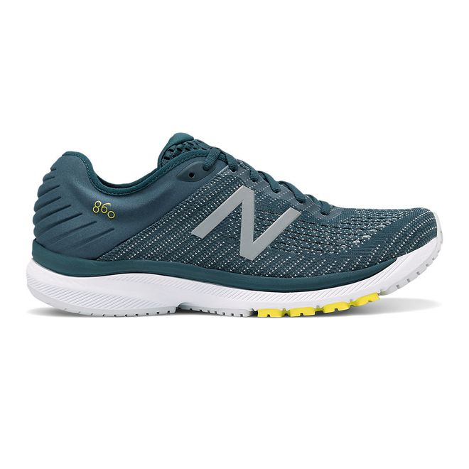 New Balance 860v10 - Supercell with Orion Blue & Sulphur Yellow