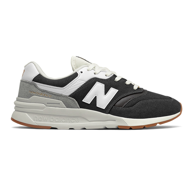 New Balance 997H - Black with Gold