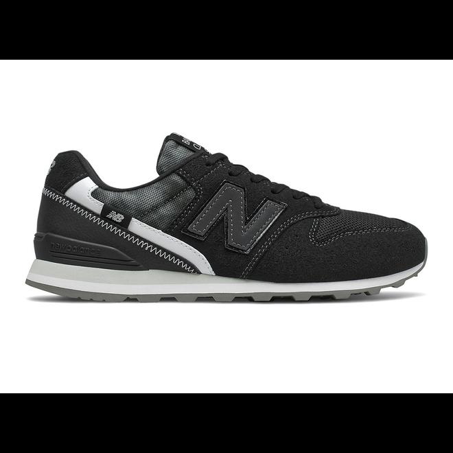 New Balance 996 - Black with White