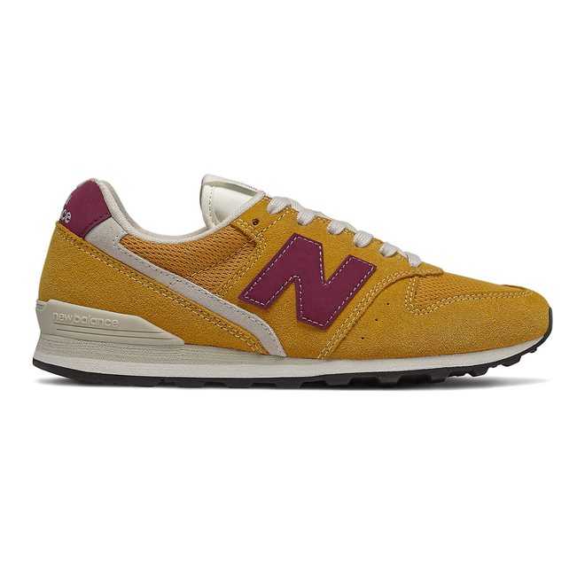 New Balance 996 - Varsity Gold with Garnet