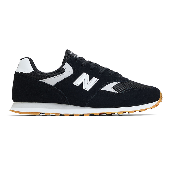 New Balance 393 - Black