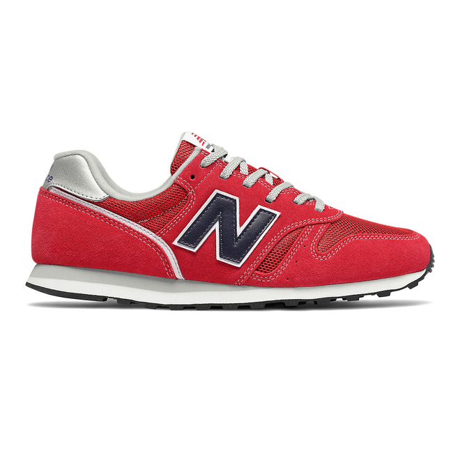 New Balance 373v2 - Red with Navy