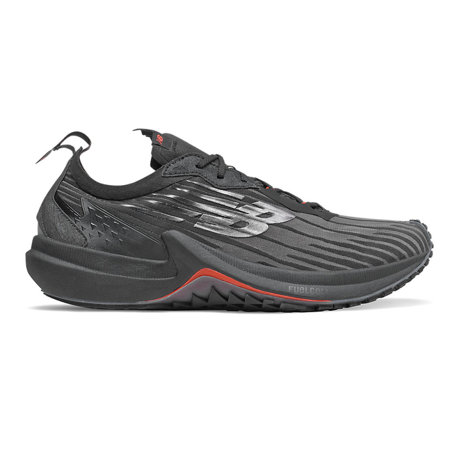 New Balance FuelCell Speedrift - Black with Silver Metallic
