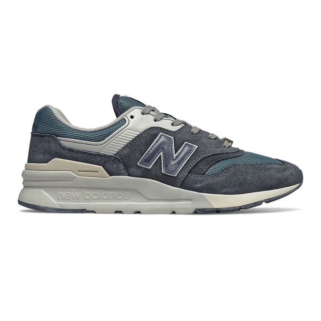 New Balance 997H - Outerspace with Gold