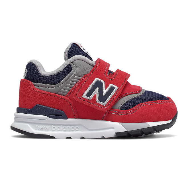 New Balance Hook and Loop 997H - Team Red with Pigment
