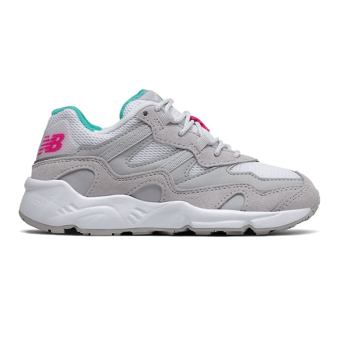 New Balance 850 - Rain Cloud with Exuberant Pink