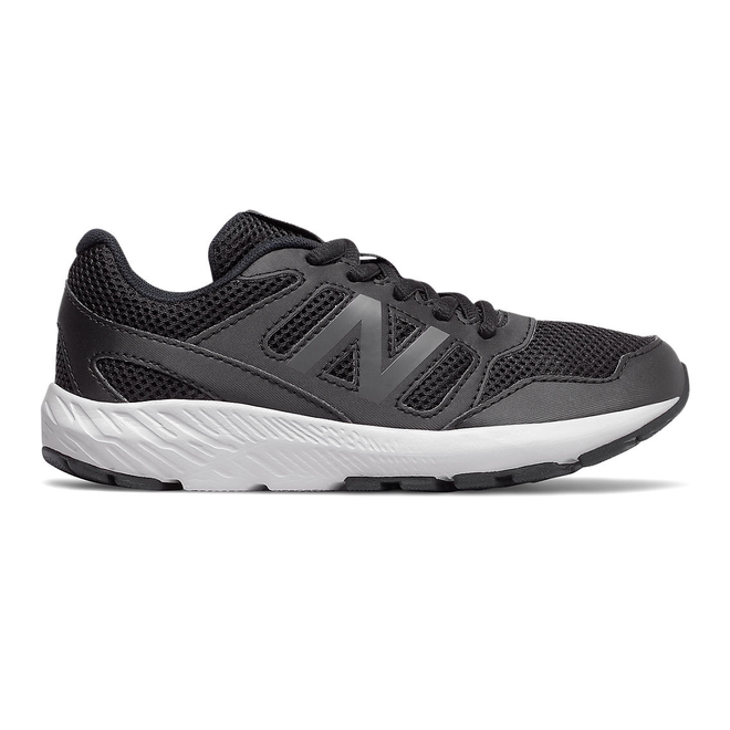 New Balance 570 - Black with White
