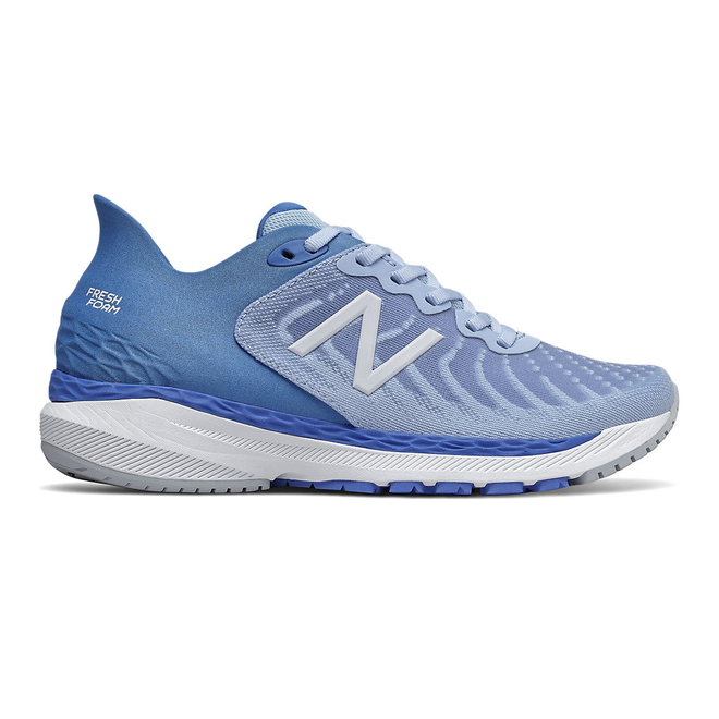 New Balance Fresh Foam 860v11 - Frost Blue with Faded Cobalt