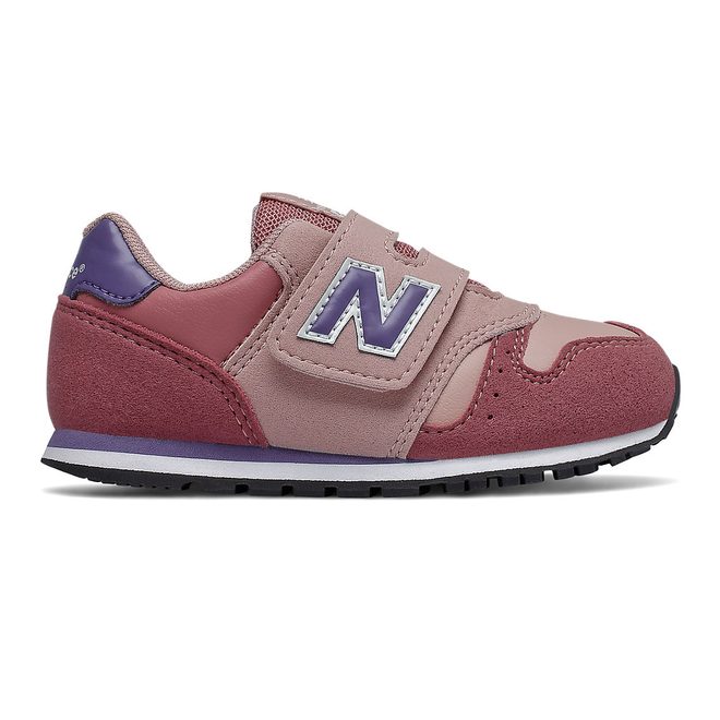 New Balance 373 Hook and Loop - Off Road with Saturn Pink