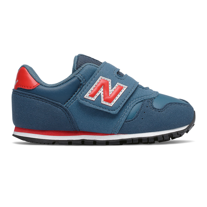 New Balance 373 Hook and Loop - NB Dark Blue with NB Light Blue