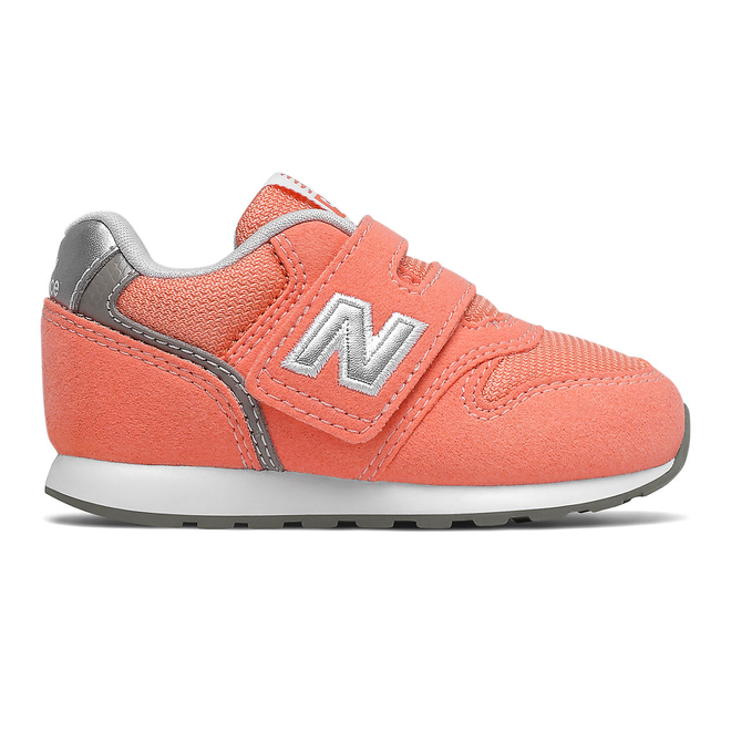 New Balance 996 - Coral Pink with White
