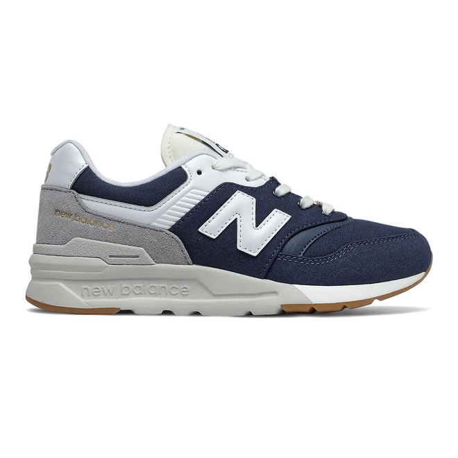 New Balance 997H - Navy with Grey