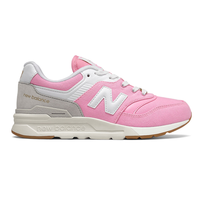 New Balance 997H - Pink with Rain Cloud