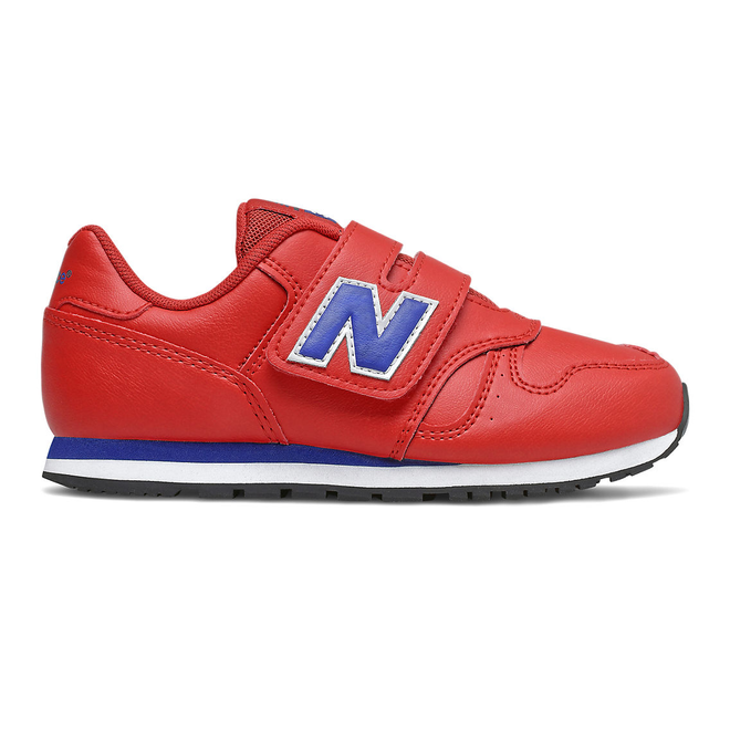 New Balance 373 Hook and Loop - Team Red with Team Royal