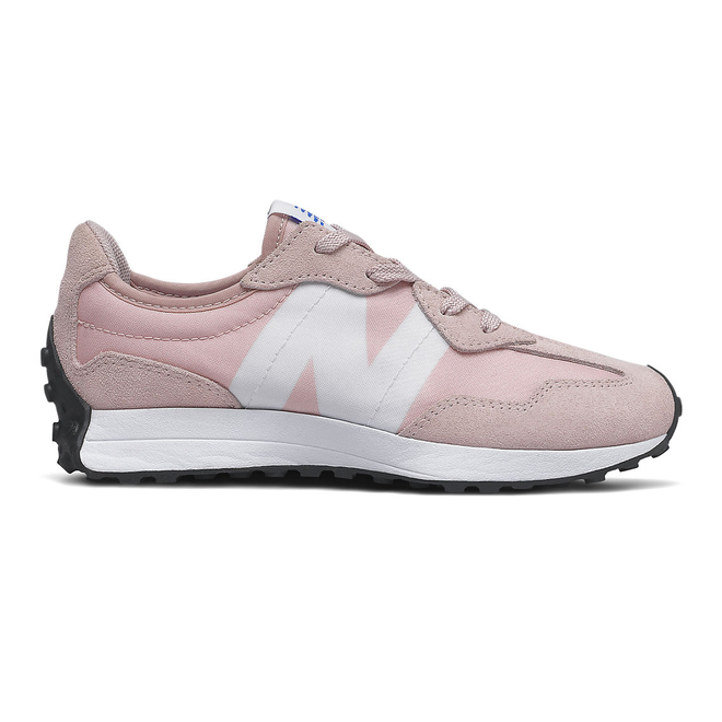 New Balance 327 - Space Pink with White