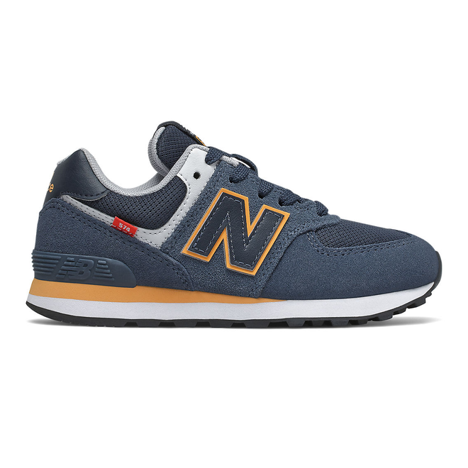 New Balance 574 - Natural Indigo with Vintage Indigo