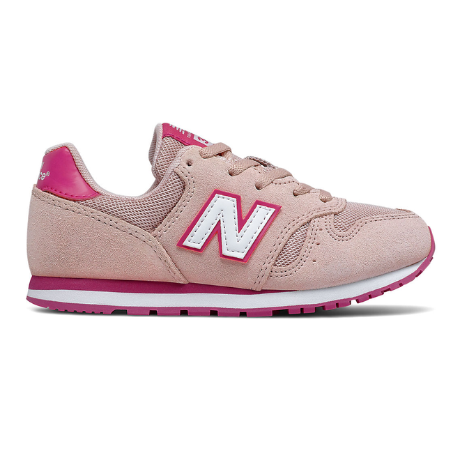 New Balance 373 - Space Pink with Carnival