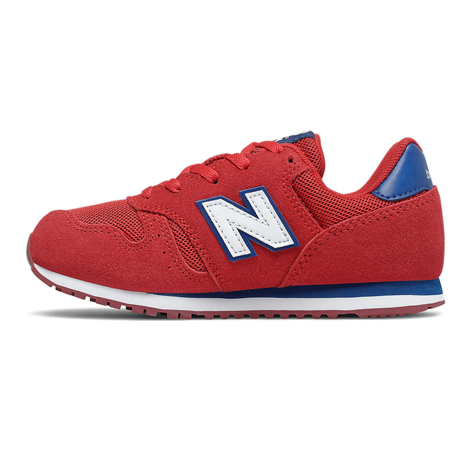 New Balance 373 - Team Red with Captain Blue