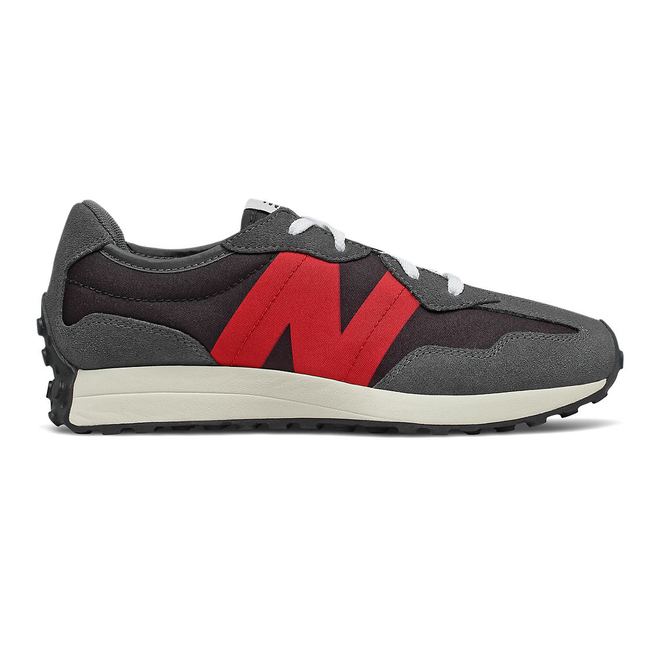 New Balance 327 - Magnet with Team Red