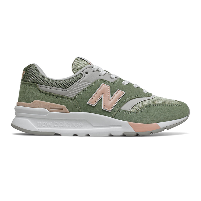 New Balance 997H - Celadon with Silver Pine