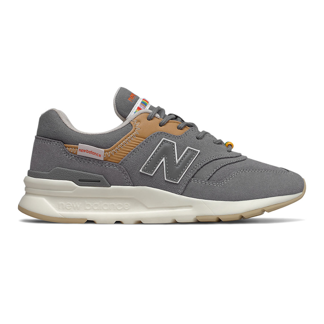 New Balance 997H - Castlerock with Incense