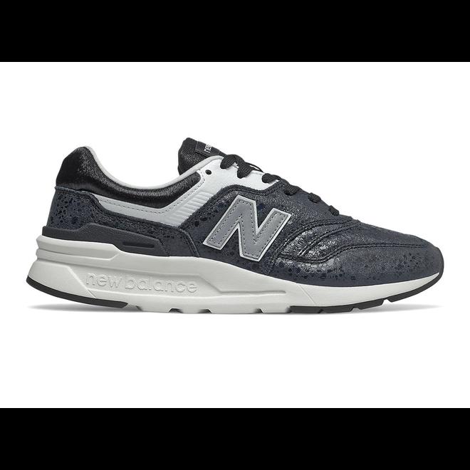New Balance 997H - Black with White