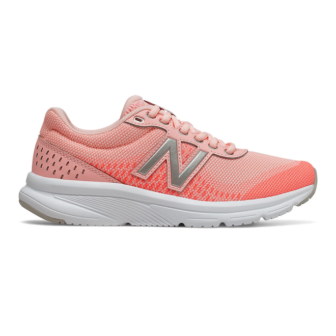New Balance 411v2 - Cloud Pink with Paradise Pink
