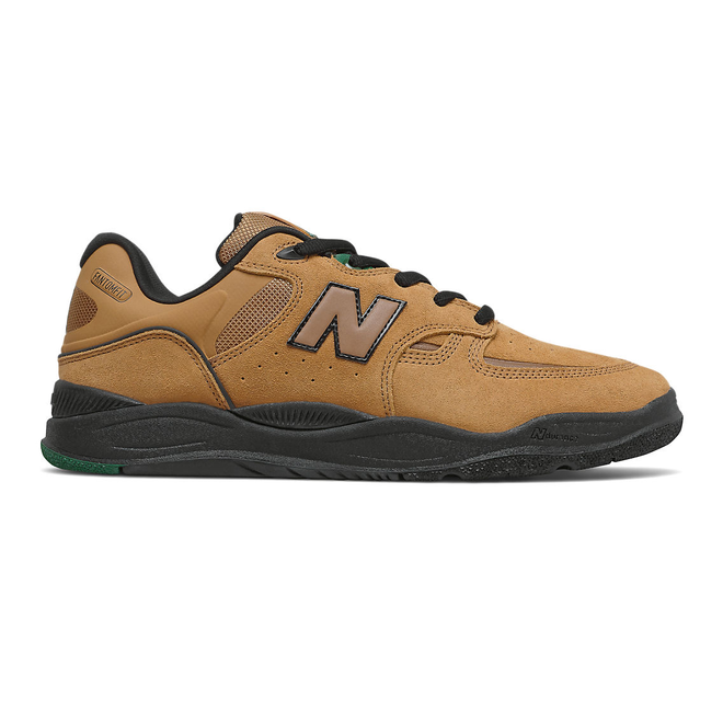 New Balance Numeric 1010 - Brown with Green