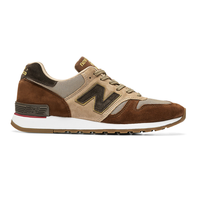 New Balance Made in UK 670 - Brown with Oatmeal