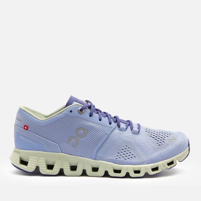 ON Women's Cloud X Running Trainers