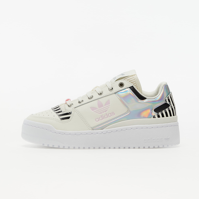 adidas Forum Bold W Off White/ True Pink/ Core Black