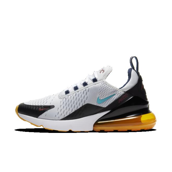 Nike Air Max 270 'Oracle Aqua'