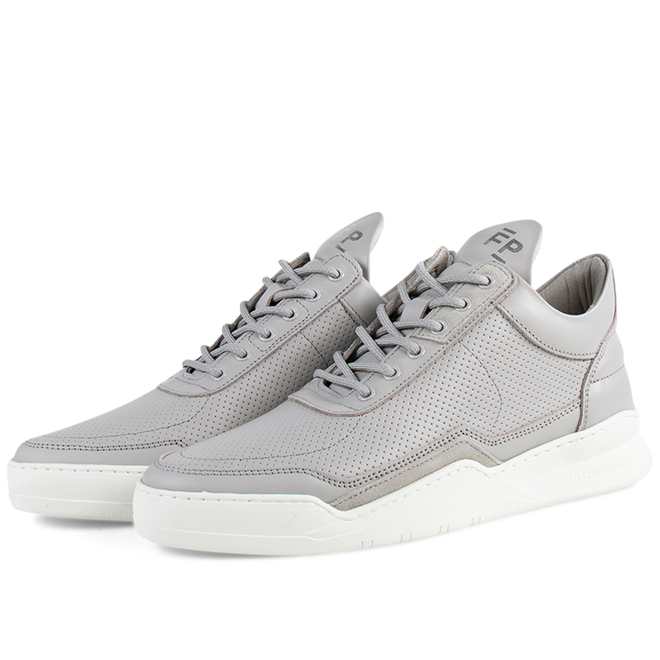 Filling Pieces Low Top Ghost Decon 'Grey/White'