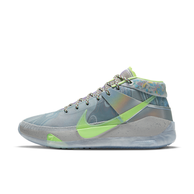Nike KD 13 Recycled Collar Barely Volt
