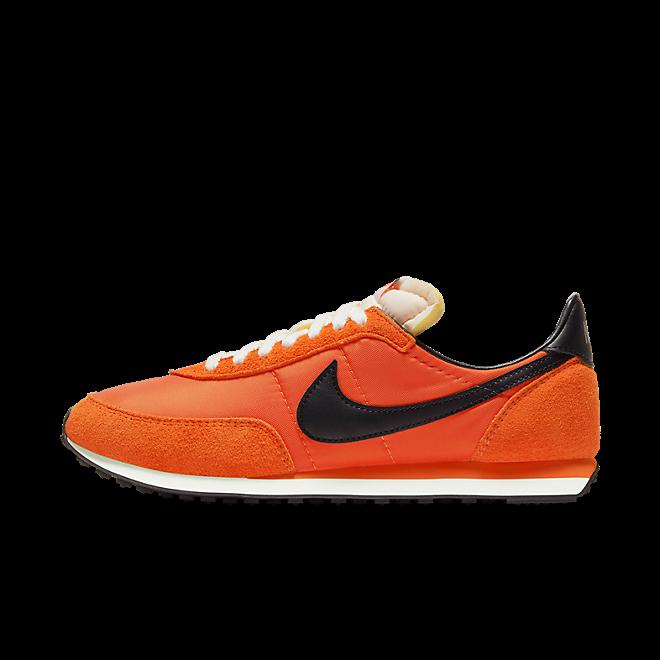 Nike Waffle Trainer 2 SP 'Orange' zijaanzicht