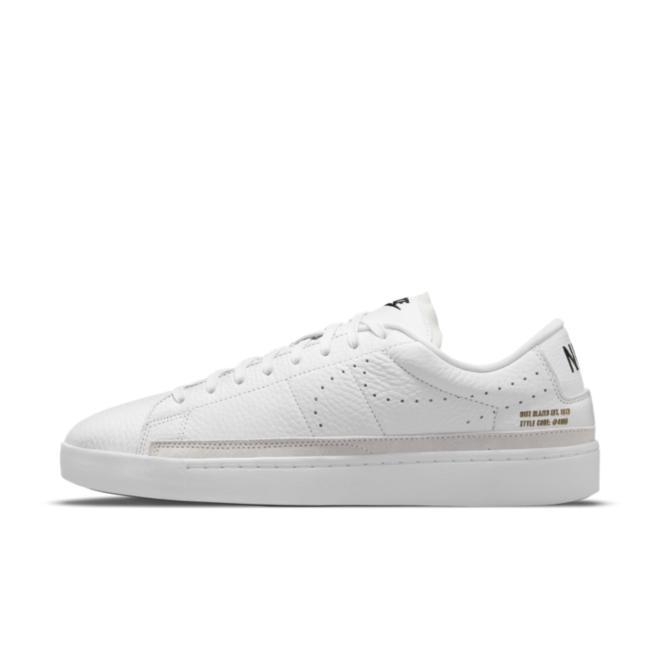 Nike Blazer Low X 'Summit White' zijaanzicht