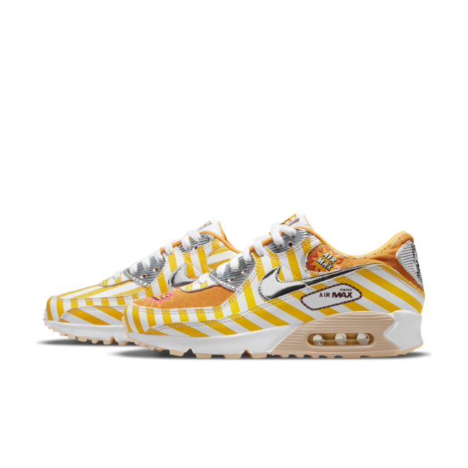 Nike Air Max 90 'Swoosh Mart' zijaanzicht