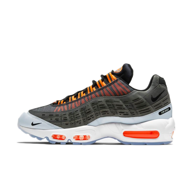 Kim Jones X Nike Air Max 95 'Total Orange' DD1871-001