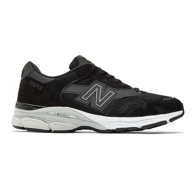 New Balance Made in UK 920 - Black with White