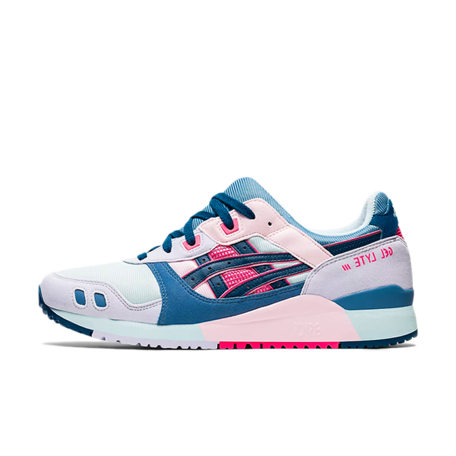 ASICS Gel-Lyte III Backstreets of Japan 'Aqua Angel' 1201A051-400