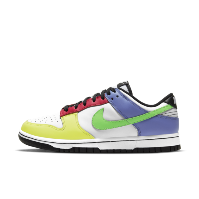 Nike WMNS Dunk Low 'Multi' zijaanzicht