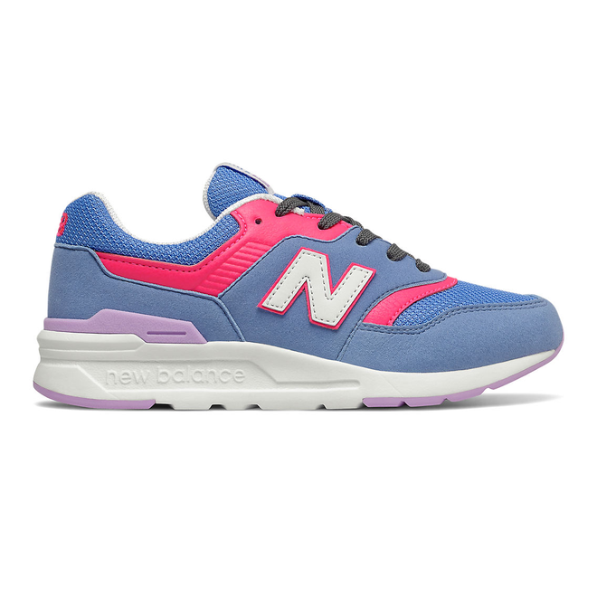 New Balance 997H - Stellar Blue with Alpha Pink