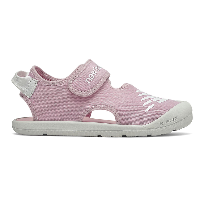 New Balance CRSR - Powder Pink with White