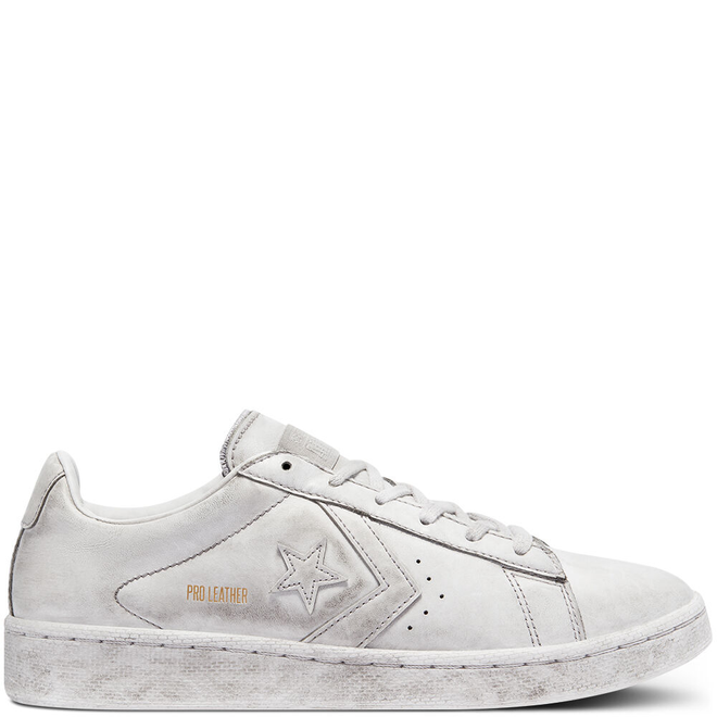 Smoked Pro Leather Low Top